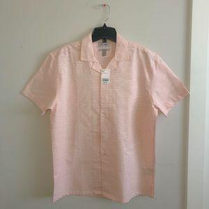 Le Chateau men's pink shirt